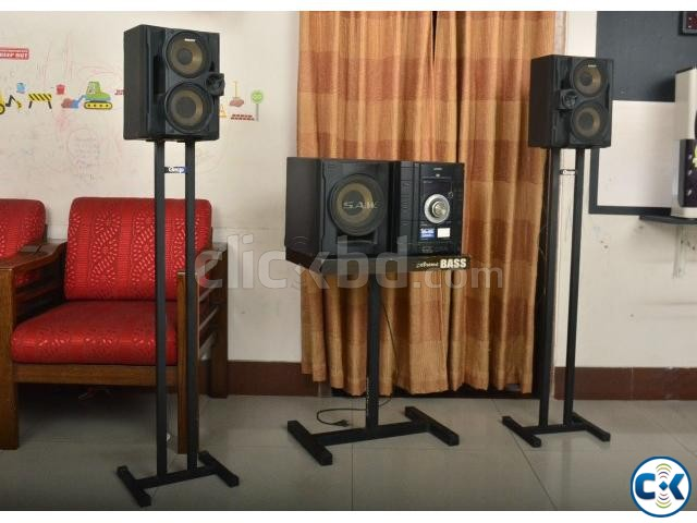sony custom Sound System with Woofer and Stand | ClickBD large image 0