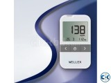 Wellex Blood Glucose Meter Korea