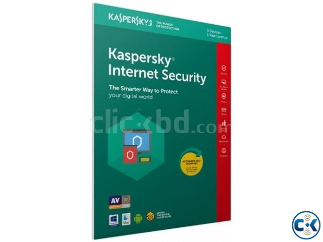 Kaspersky Internet Security 3-User With Gift Stock  | ClickBD large image 3