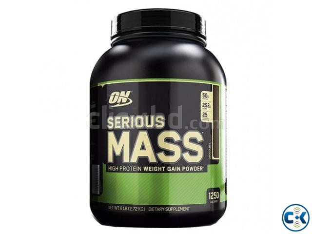 Serious Mass Weight Gainer 6Lbs in Bangladesh | ClickBD large image 0
