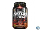 Nitro Tech Protein Powder 2Lbs in Bangladesh