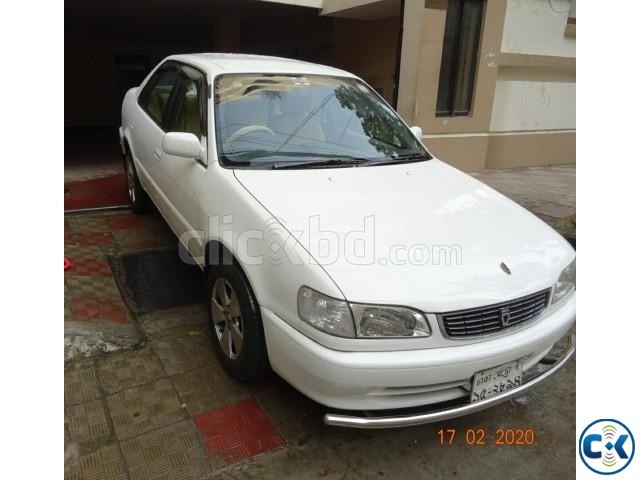 Corolla for sale registered 2002 | ClickBD large image 1