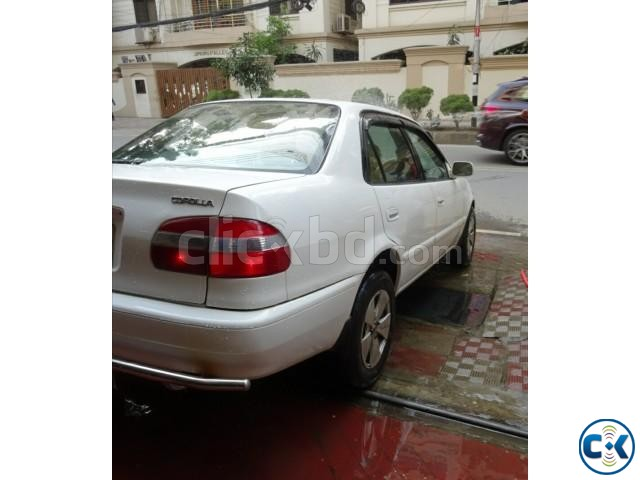 Corolla for sale registered 2002 | ClickBD large image 4