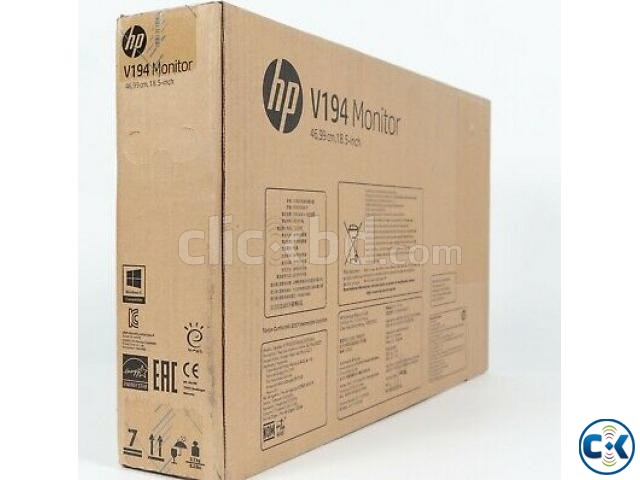 HP V194 18.5 inch LED Backlight Monitor | ClickBD large image 0