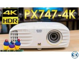 ViewSonic PX747-4 4K Projector 3500 Lumens Best Price in BD