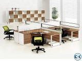 4 person office workstation office design office furniture