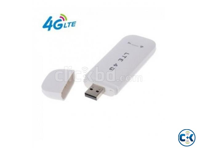 4G USB Modem With Wifi Router WiFi Hotspot SIM Card 4G Wirel | ClickBD large image 1