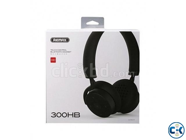 Remax RB-300HB Bluetooth Headphone Original | ClickBD large image 2