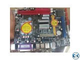 Esonic G41 Motherboard Intel Duel core 2.50 ghz processor