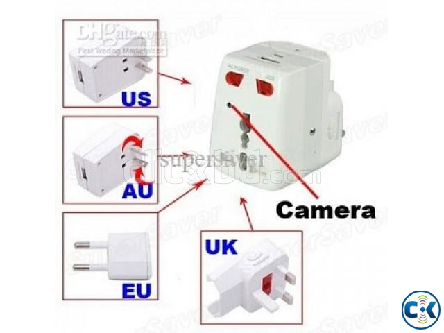 Spy Camera Mini Socket | ClickBD large image 0