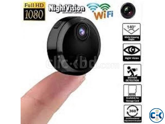 Spy camera Q15 wifi full hd 1080p | ClickBD large image 0
