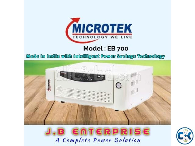 Microtek IPS EB 700 Machine Only | ClickBD large image 2