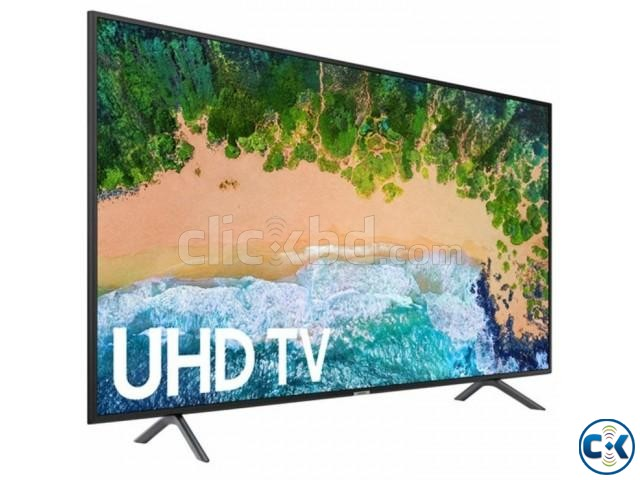65 Inch Samsung RU7100 UHD TV Series 7 2019 Model | ClickBD large image 0