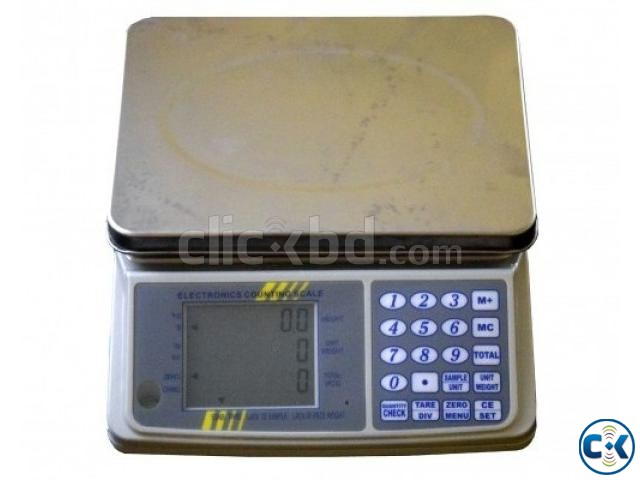 DS603C Counting Weight Scale 0.1g to 3 Kg | ClickBD large image 0