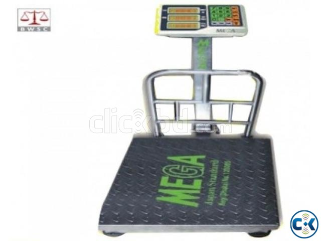 Mega Digital Weight Scale 10g to 100 kg | ClickBD large image 0