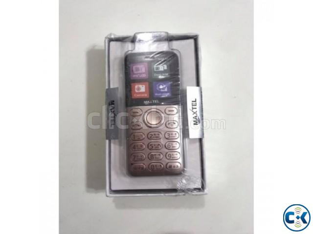 Maxtel Max 11 Dual Sim Mini Phone with Warranty | ClickBD large image 2