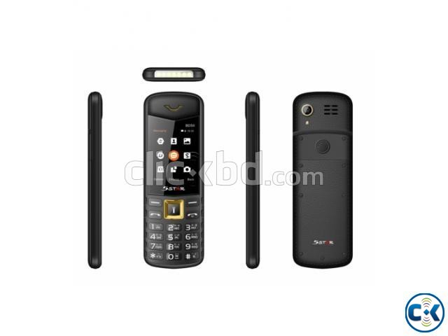 5Star BD50 Dual Sim Feature Phone With Warranty | ClickBD large image 0
