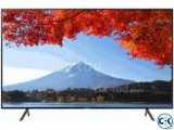 Samsung 55 Inch Flat Smart 4K UHD TV -55RU7100 - Model 2019