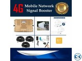 Network Booster Original 2G 3G 4G Cell Phone Signal Repeater