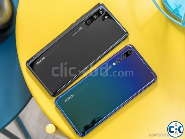 Huawei P30 Pro Crystal Blue 256GB 8GB RAM  | ClickBD large image 1