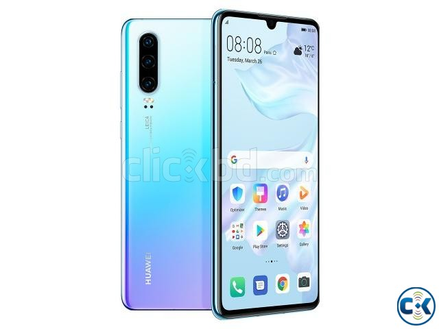Huawei P30 Pro Crystal Blue 256GB 8GB RAM  | ClickBD large image 0