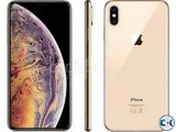 Apple iphone Xs Max 64GB Grey Gold 4GB RAM