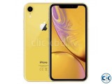 Apple iphone XR 128GB Grey Blue Yellow 3GB RAM