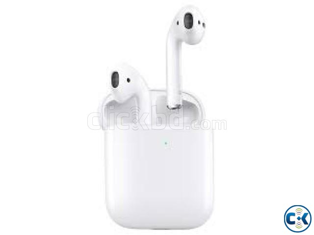 Apple Airpods 2 Wireless Charge | ClickBD large image 0