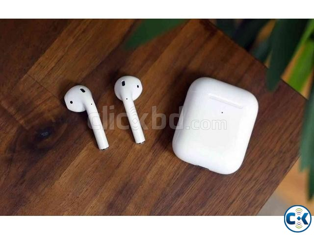 Apple Airpods 2 Wireless Charge | ClickBD large image 1