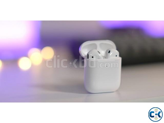Apple Airpods 2 Wireless Charge | ClickBD large image 2
