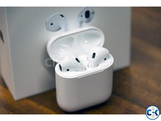 Apple Airpods 2 Wireless Charge | ClickBD large image 3