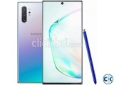 Samsung Galaxy Note 10 256GB Glow Black White 12GB RAM
