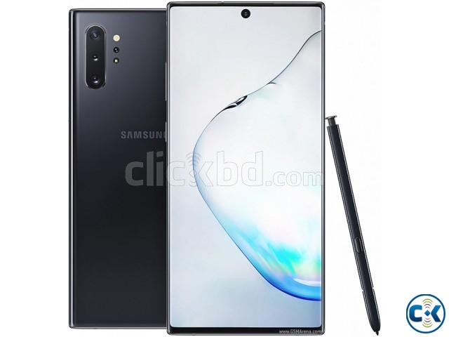 Samsung Galaxy Note 10 256GB Glow Black White 12GB RAM  | ClickBD large image 1