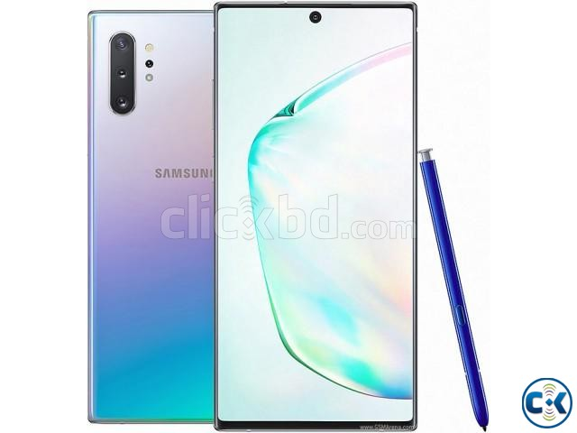 Samsung Galaxy Note 10 256GB Glow Black White 12GB RAM  | ClickBD large image 3