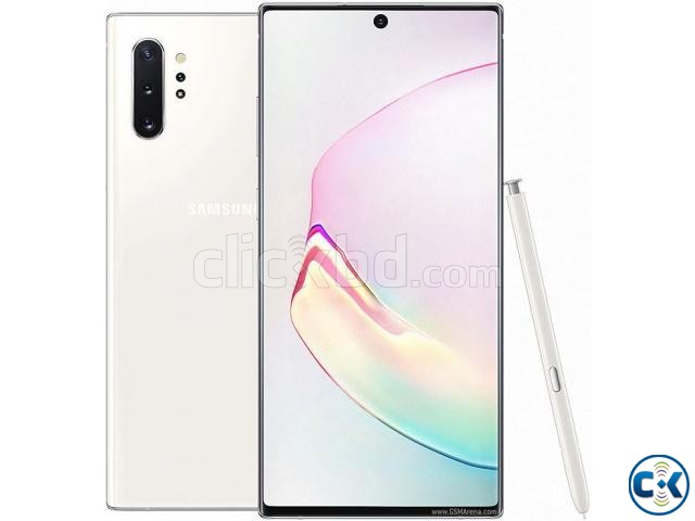 Samsung Galaxy Note 10 256GB Glow Black White 12GB RAM  | ClickBD large image 4