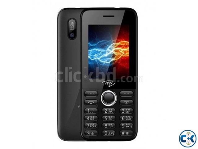 Itel It5616 Mobile Phone Dual Sim With Warranty | ClickBD large image 0