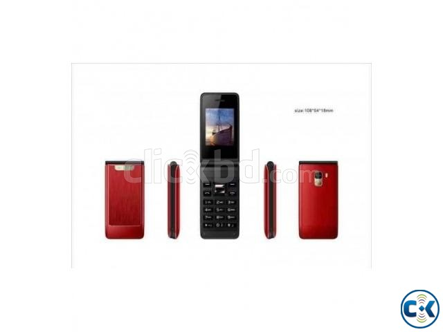 ICON i89 Folding Phone Dual Sim with Warranty | ClickBD large image 0