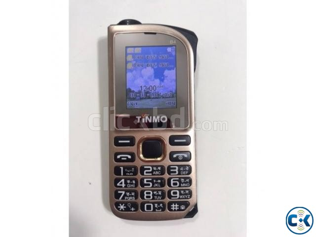 Tinmo B4 Phone Dual Sim With Warranty | ClickBD large image 0