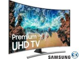 Samusng 65 NU8500 UHD Superslim Metal Curved Smart LED TV