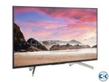 Sony Bravia KD- 43X8000G 43 inch 4K Ultra HD Android TV