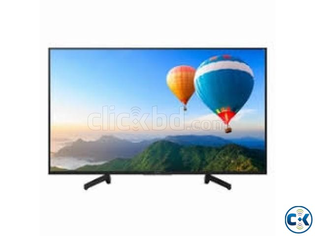 Sony Bravia KD- 43X8000G 43 inch 4K Ultra HD Android TV | ClickBD large image 1
