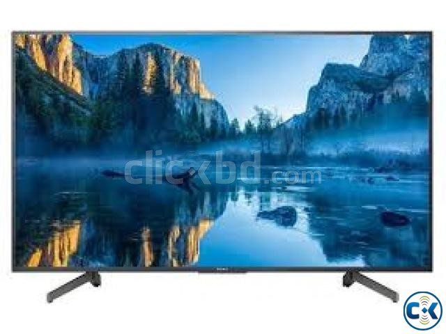 SONY BRAVIA 55X8000G TV 4K HDR Android with Voice Search | ClickBD large image 2