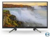Sony Bravia W800F 43 FULL HD SMART LED TV
