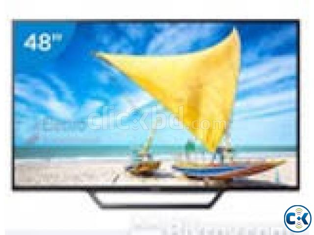 SONY BRAVIA 48 W652D FULL HD SMART LED TV | ClickBD large image 0