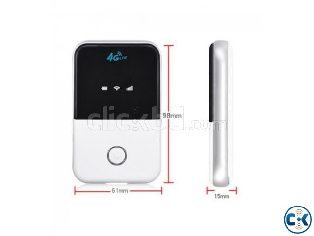 MF901 4G Router Mini 3G 4G LTE Wireless Wi-Fi Router | ClickBD large image 2
