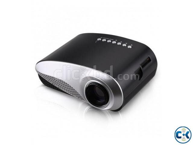 Mini Portable RD802 Home Projector Full HD 1080P | ClickBD large image 0