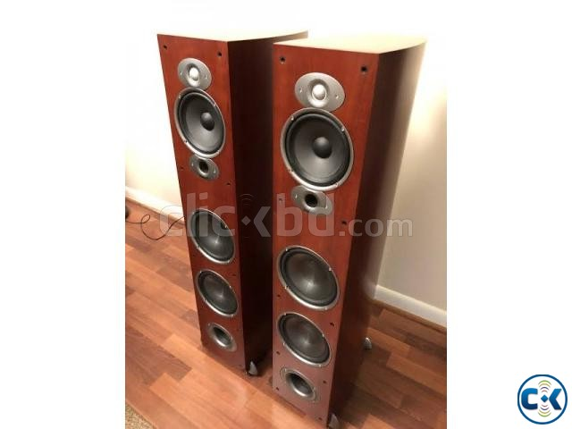 Polk audio rti a7 brown color | ClickBD large image 0