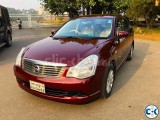 NISSAN BLUEBIRD SYLPHY RED WINE 2007 OCTANE DRIVEN