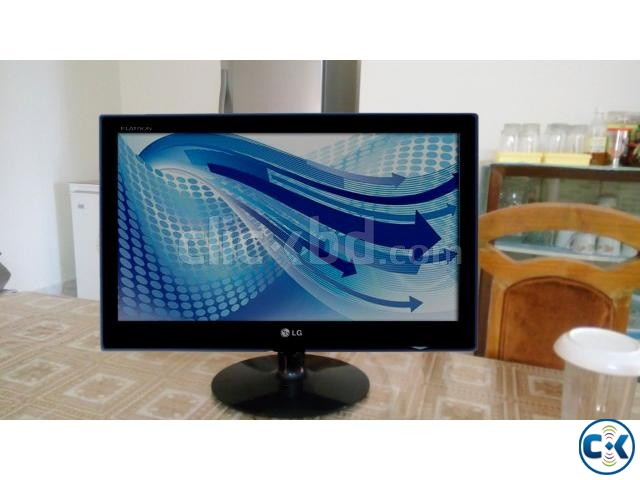LG LED MONITOR with GADMEI TV CARD combo | ClickBD large image 0