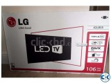 LG Full HD 42 Inches